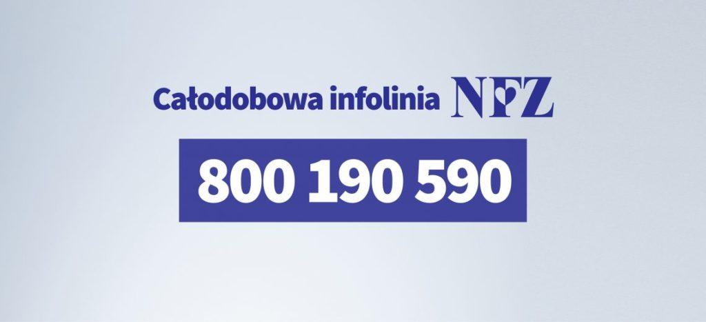 koronawirus telefon infolinia