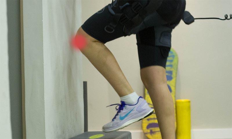 Problemy z kolanem