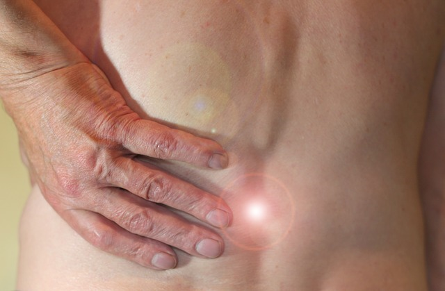 Ból kręgosłupa i pleców, pacjent