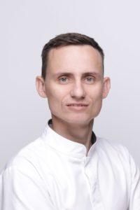 fizjoterapeuta/rehabilitant Bartosz Trawiński